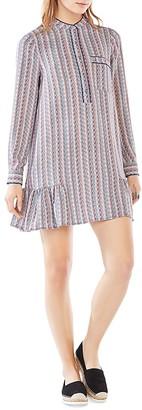 BCBGMAXAZRIA Lucile Printed Dress $248 thestylecure.com