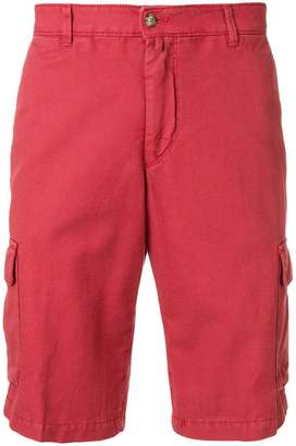 Briglia 1949 cargo pocket bermuda shorts
