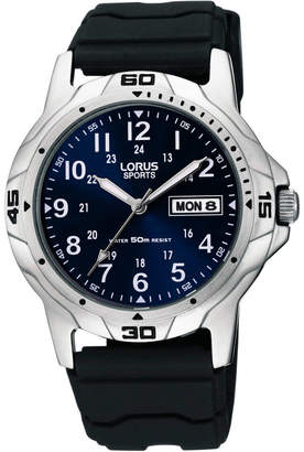 Lorus RXN51BX-8 Watch in Black/Silver
