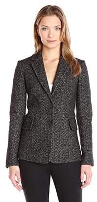 Theory Women's Teshona K Distinct Knit Jacket