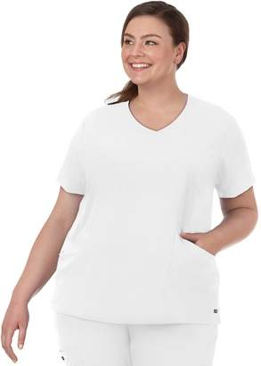 13896144fb4 Jockey Plus Size Around The Clock Comfort Top