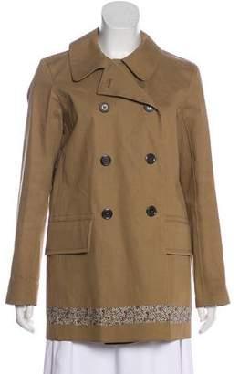 Louis Vuitton Lightweight Button-Up Jacket