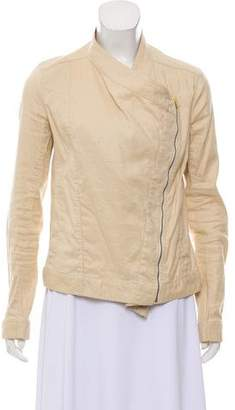 Diane von Furstenberg Fitted Lightweight Jacket