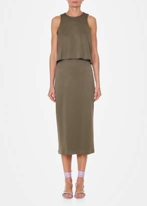 Tibi Astor Knit Pencil Skirt