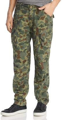 G Star Rovic Airforce Camouflage-Print Relaxed Fit Cargo Pants