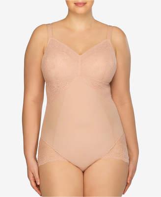 Spanx Women's Plus Size Spotlight on Lace Bodysuit 10119P