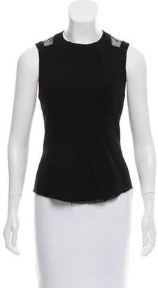 Rag & Bone Paneled Sleeveless Top