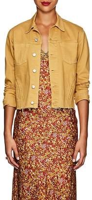 L'Agence Women's Janelle Denim Slim Jacket