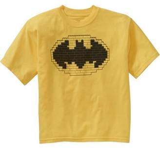 Lego Batman Boys' Batman Movie Logo Graphic Tee