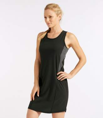 L.L. Bean L.L.Bean Stretch Swim Cover-Up, Colorblock