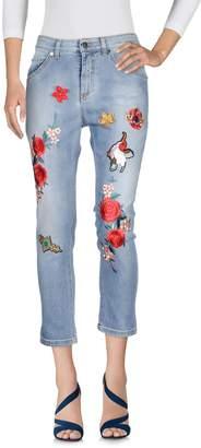 NORA BARTH Denim pants - Item 42671399IP