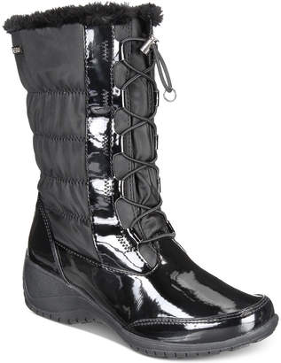 Khombu Women Bella Cold-Weather Waterproof Boots Women Shoes
