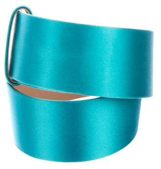 Jason Wu Satin Waist Belt