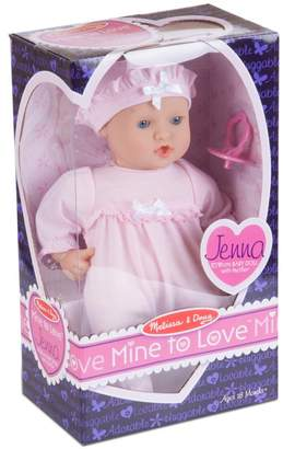 Melissa & Doug 'Jenna' - 12-Inch Baby Doll