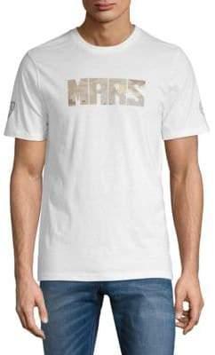 Mars Brick Cotton Tee