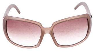 Fendi Gradient Square Sunglasses