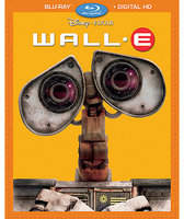 Disney WALLE Blu-ray