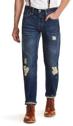 "Levi's 511 Slim Fit Jean - 29-36\"" Inseam $69.50 thestylecure.com"
