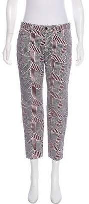 Theory Mid-Rise Abstract Jeans