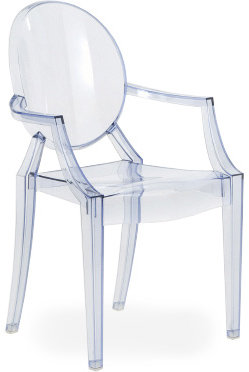Kartell lou lou ghost - child's chair