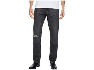 Calvin Klein Jeans Slim Fit Jeans in Elmo Black Raw Men's Jeans