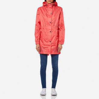 Joules Women's Golightly Plain Waterproof Packaway Jacket