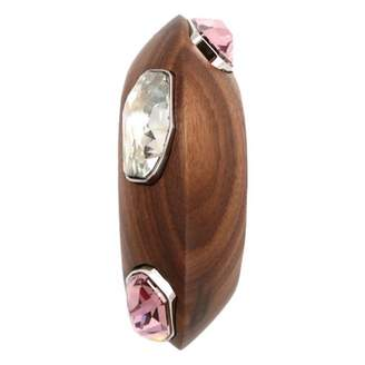 Swarovski Multicolour Wood Bracelet