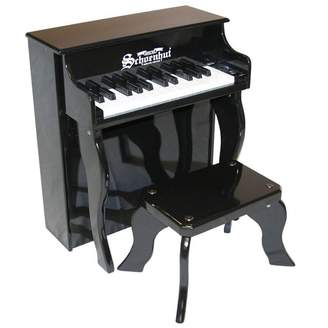 Schoenhut 25 Key Elite Spinet Piano - Black