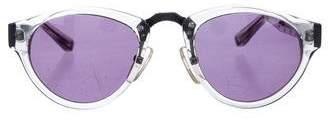Alexander Wang Tinted Round Sunglasses