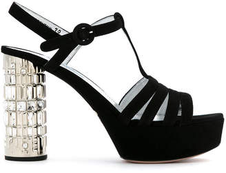 Prada open toe sandals