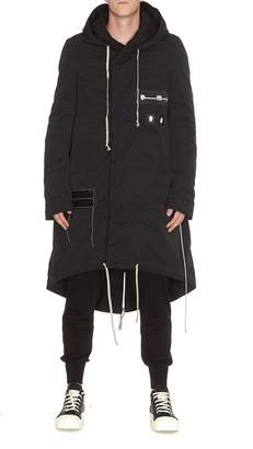 Drkshdw Fishtail Hooded Parka