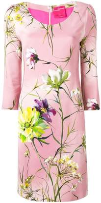 Blumarine floral print dress