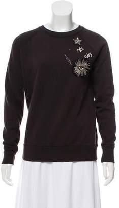 Isabel Marant Embellished Pullover Sweatshirt w/ Tags