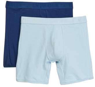 Calvin Klein Fuse Stretch Boxer Briefs - Pack of 2