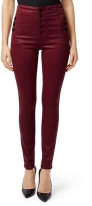 J Brand Natasha Sky High Super Skinny Jeans