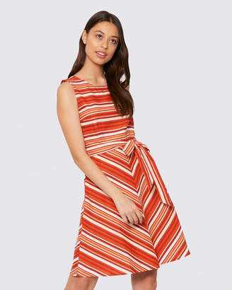 Winifred Stripe Dress