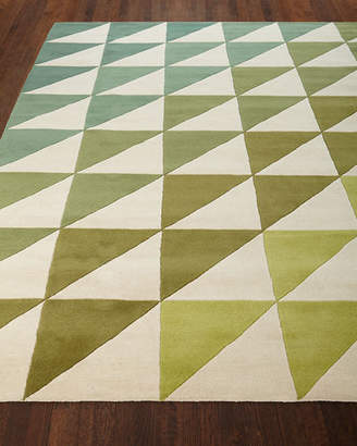 Fun Tiles Hand-Tufted Rug, 8' x 10'