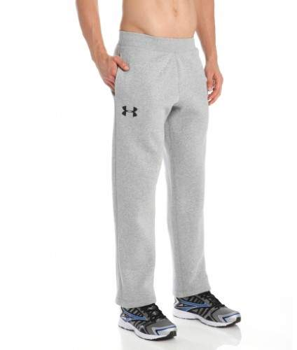 Under Armour 1248351 AllSeasonGear Heavyweight Performance Sweatpant (True Gray/Black M)
