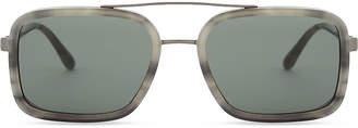 Emporio Armani 0AR6063 rectangle-frame sunglasses