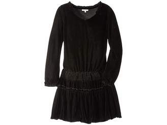 Ella Moss Velvet Dress (Big Kids)