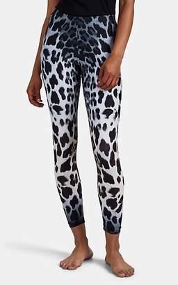 R 13 Women's Leopard-Print Leggings