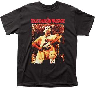 Impact Texas Chainsaw Massacre Horror Thriller Movie Adult T-Shirt Tee