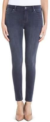 Liverpool Abby Skinny Jeans in Meteorite Grey
