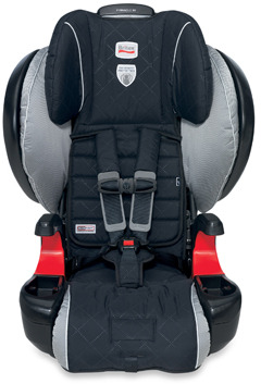 Britax Pinnacle™ 90 Combination Harness-2-Booster™ - Black/Silver