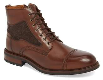 J&M 1850 Fullerton Zip Boot