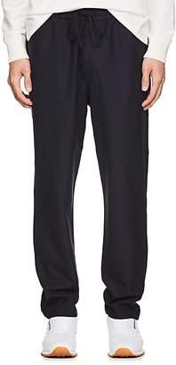 Barena Venezia Men's Plain-Weave Jogger Trousers