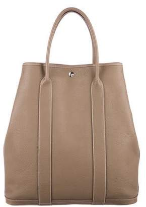 Hermes Negonda Tall Garden Party Tote