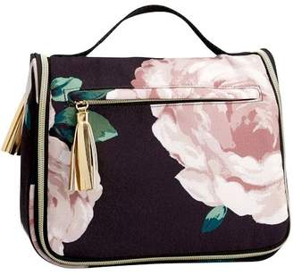 Pottery Barn Teen The Emily &amp Meritt Floral Ultimate Hanging Toiletry Case