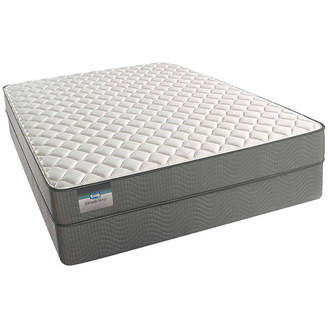 Simmons BeautySleep Adrian Firm Tight-Top Memory Foam Mattress + Box Spring