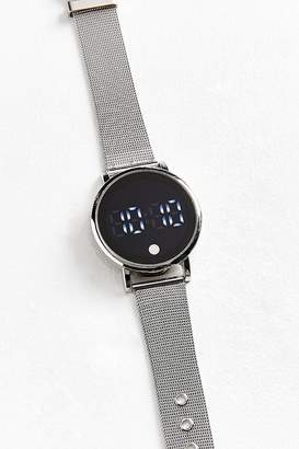 Urban Outfitters Mesh Band Digital Watch